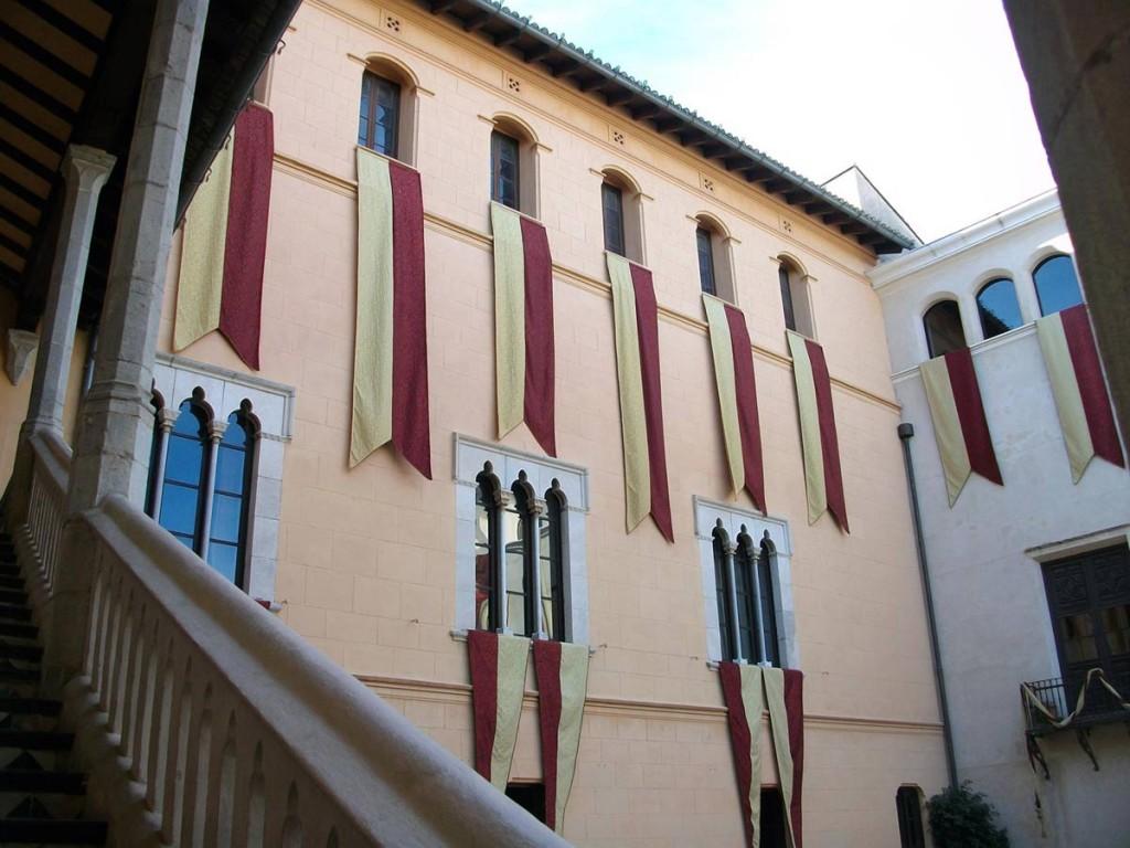 Palacio de los Borgia en Gandia