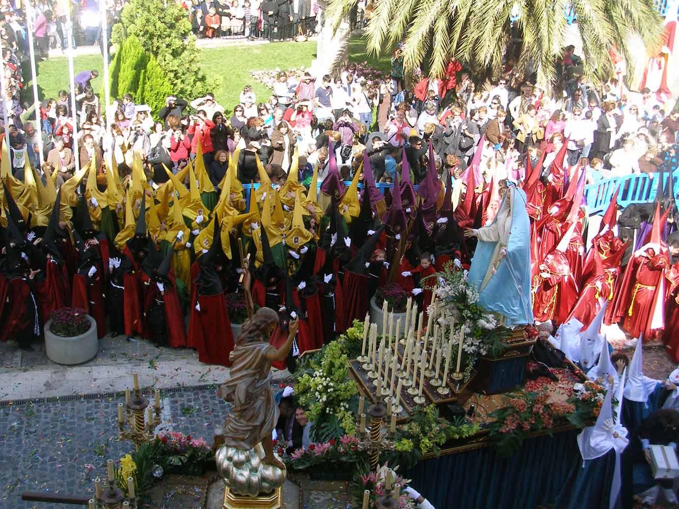 Procesión semana santa Gandia 2017