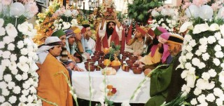Procesión Semana Santa Gandia