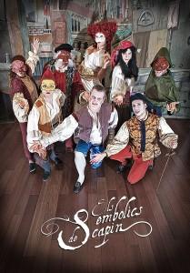 concerts a Gandia Els embolics de Scapin de Molière