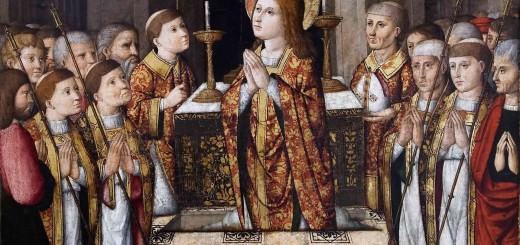 Tránsito de San Juan Evangelista de Nicolau Falco