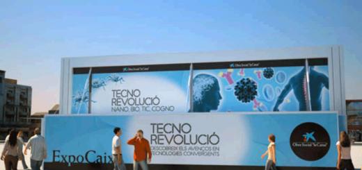 Exposición tecnorevolución gandia 2015