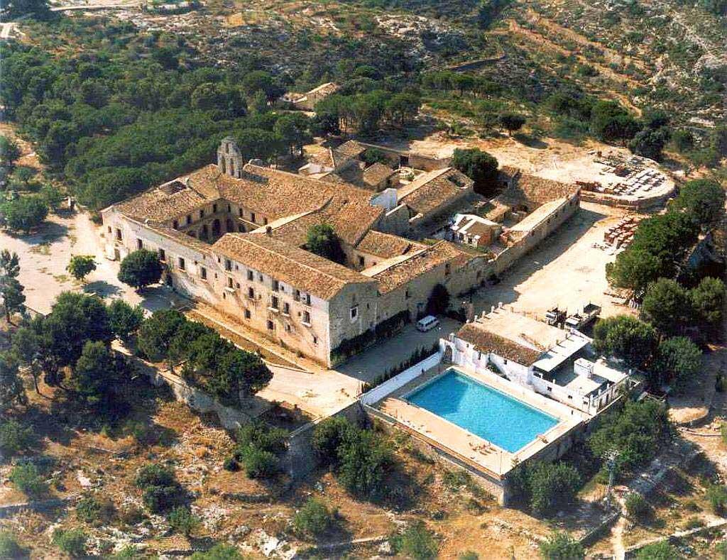 Foto Monasterio Corpus Christi ruta monasterios valencia