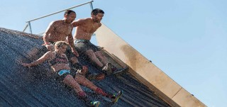 Foto de la iberian race gandia carrera de obstáculos