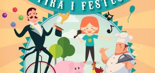 Cartel de las Fiestas de Oliva 2016
