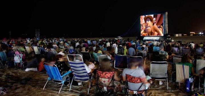 Foto del cine verano Gandia
