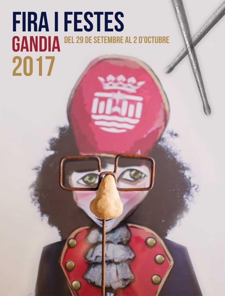 cartel fira gandia 2016