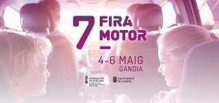 Cartel fira motor Gandia 2018