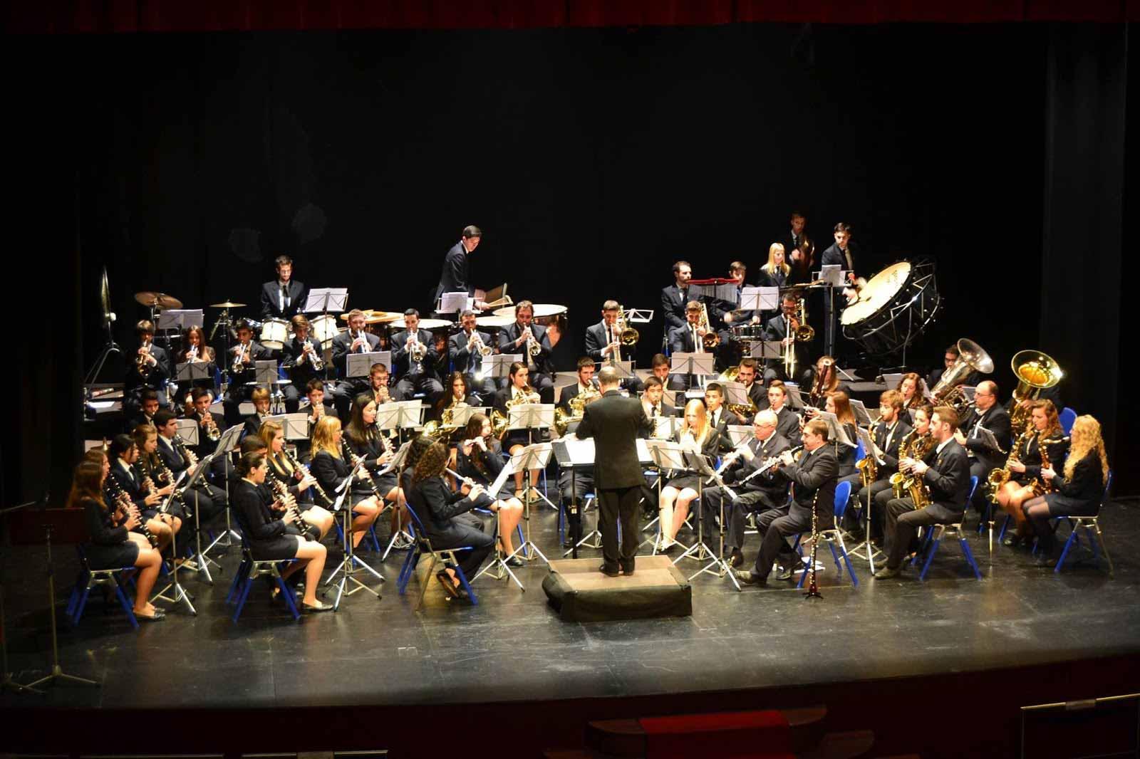 Concierto fallas agenda actividades en Gandia febrero 2019