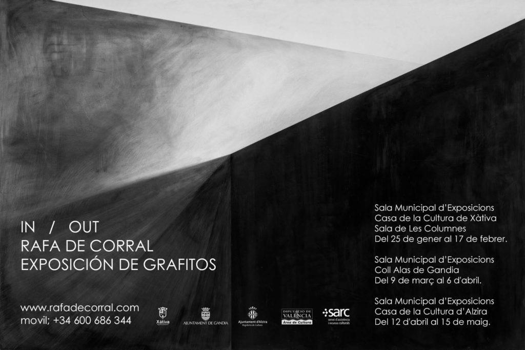 expo in out en el programa actividades en Gandia abril 2019