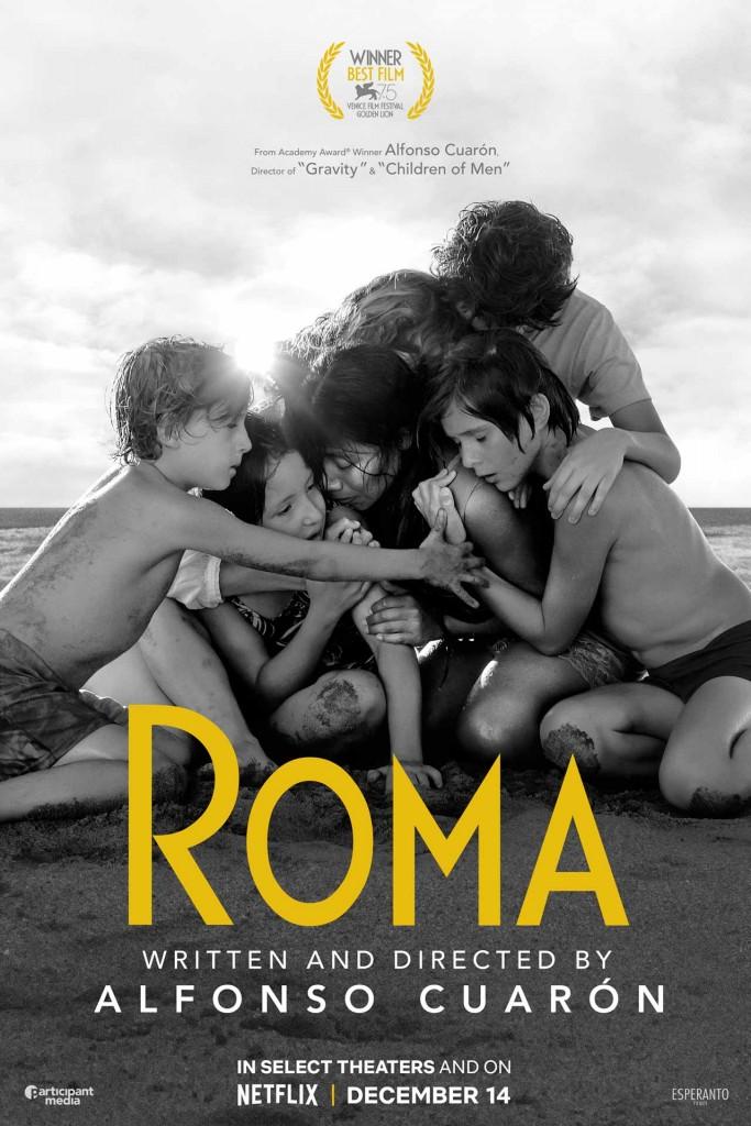 cartel film Roma Guía del ocio Gandia junio 2019