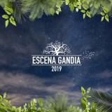 cartel escena gandia de la guía ocio Gandia septiembre 2019